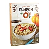 Pumpkin O's Cereal ($3)