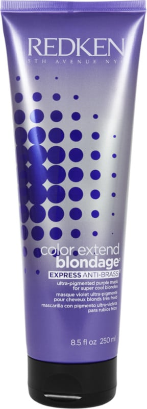 Redken Color Extend Blondage Anti-Brass Purple Hair Mask for Blonde Hair