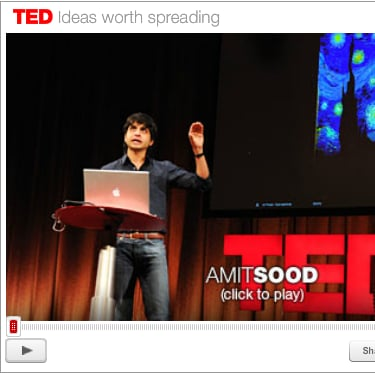 best ted talks on the internet popsugar tech. Black Bedroom Furniture Sets. Home Design Ideas