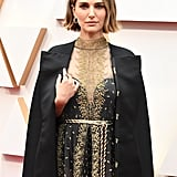 Natalie Portman at the Oscars 2020