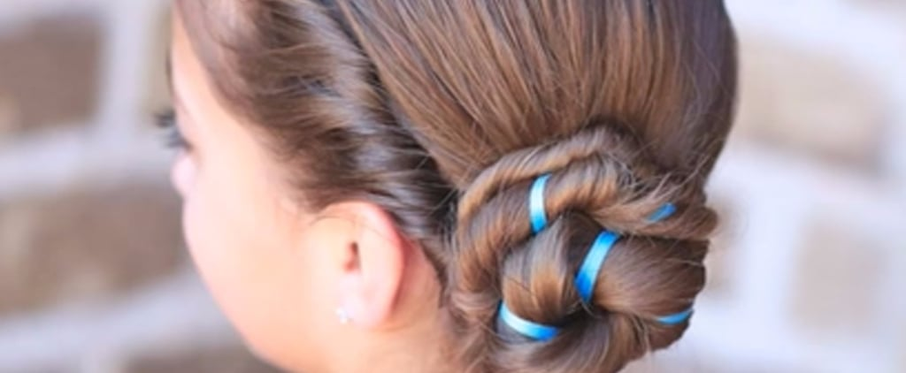 Do You Wanna Build an Updo? 9 Hairstyles That'll Have You Looking Like Elsa in No Time
