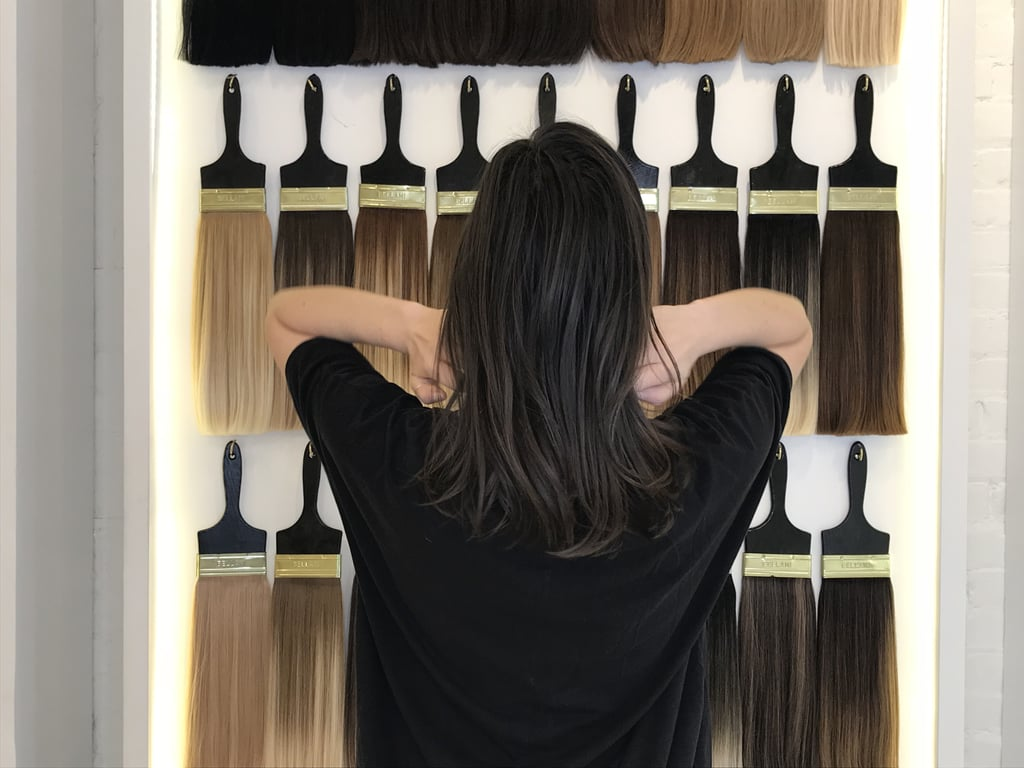 Step 1: Choosing Your Extensions Color