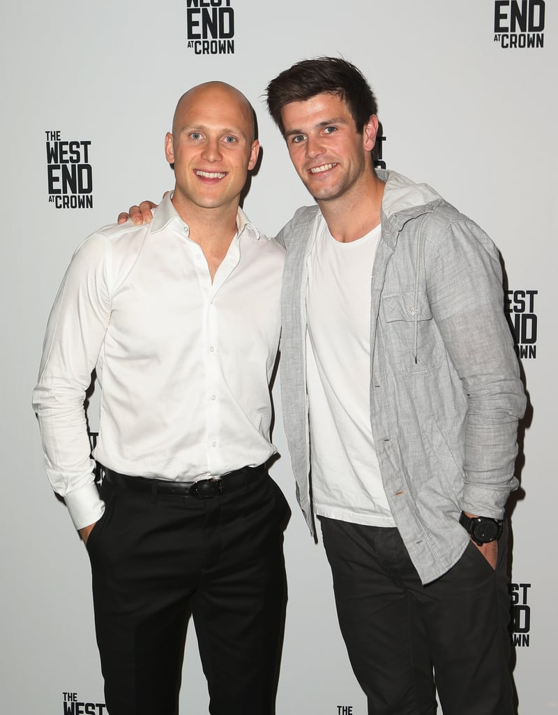 Gary Ablett and Trent Cotchin
