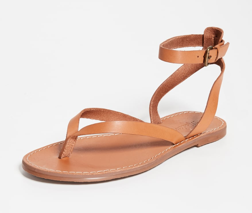 Madewell The Boardwalk Sandal | There's