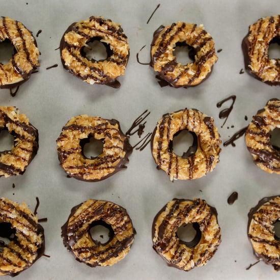 Homemade Samoas Cookie Recipe