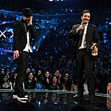 When Jimmy Adorably Presented Justin With the MTV Michael Jackson Video Vanguard Award