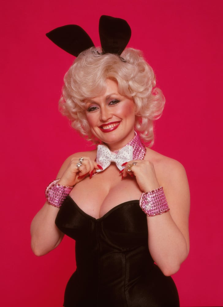 from Rodney young dolly parton in playboy