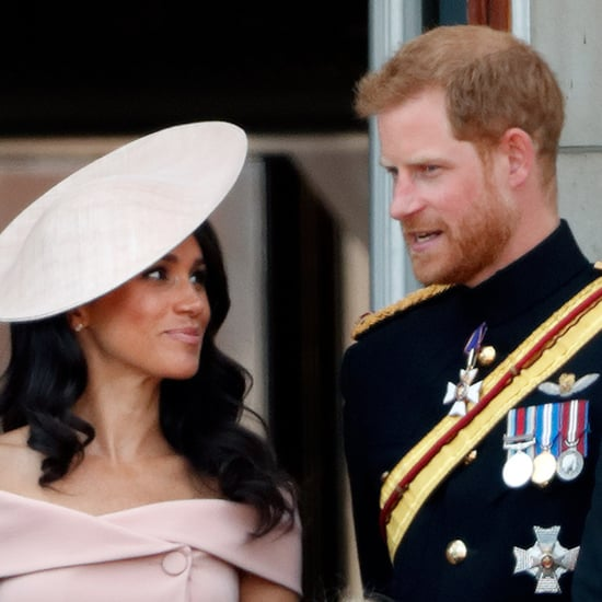 Prince Harry Gives Meghan Markle Fashion Advice