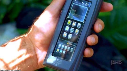The Satellite Phone