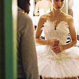 Natalie Portman in Rodarte Black Swan tutu, photographed by Autumn de Wilde