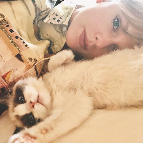 Taylor Swift Trademarked Her Cat Benjamin Button