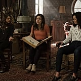 The CW Charmed Reboot Pictures