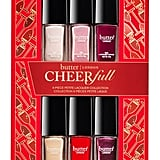 Butter London: All holiday sets have been reduced by 40 percent.    Zoya: Save 70 percent on any purchase online using the code YAY.  Skin Inc: No code necessary for this deal — a flat 25 percent will be taken off of products sitewide.  Colorescience: If you spend over $100 or more online, you'll receive 30 percent off your entire Colorescience purchase.  Clarisonic: Check skin care junkies off your gift list by snagging 20 percent off all devices plus a free engraving with the promo code SHOPEARLY.  Joico: Items that are already 35 percent off on sale will be available for up to 75 percent off in LoxaBeauty.com's Last Chance section.  Essence Cosmetics: Take advantage of 50 percent off of all makeup sitewide on Black Friday.   Wander Beauty: Get all your multitasking makeup essentials from Wander Beauty on their website for a 25 percent discount using the code BLACKFRIWB online.   Stila: Free shipping and 25 percent off all products online will be offered to Stila Cosmetics customers on Black Friday.