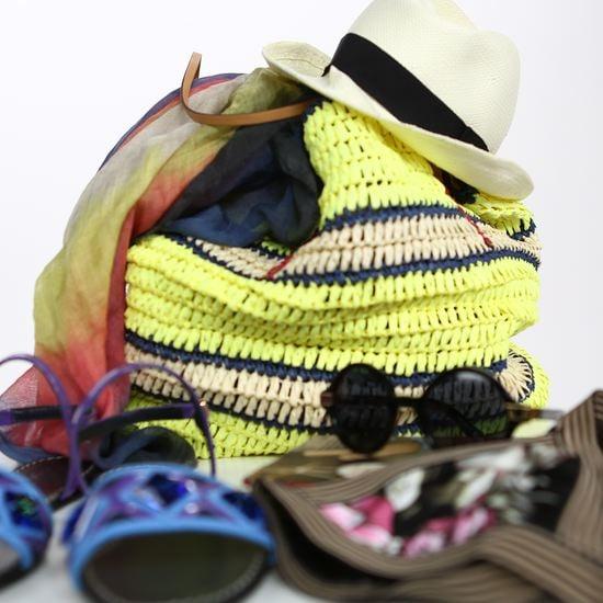 Beach-Bag Checklist: The Perfect Bikini, Playlist, and Reads