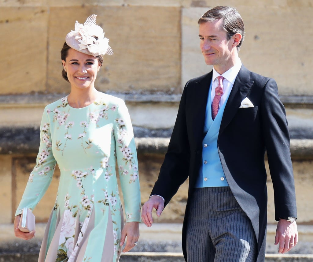 Pippa Middleton Dress at the Royal Wedding 2018 | POPSUGAR Fashion