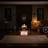 Captain America's Brooklyn Apartment