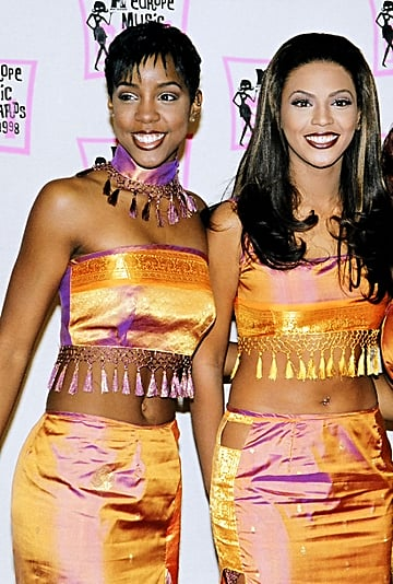 Kelly Rowland Hair Interview
