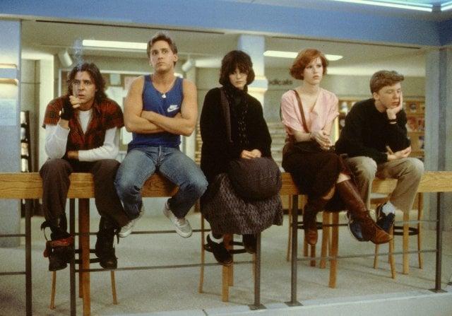 The Breakfast Club | Geek Transformations in Movies ...