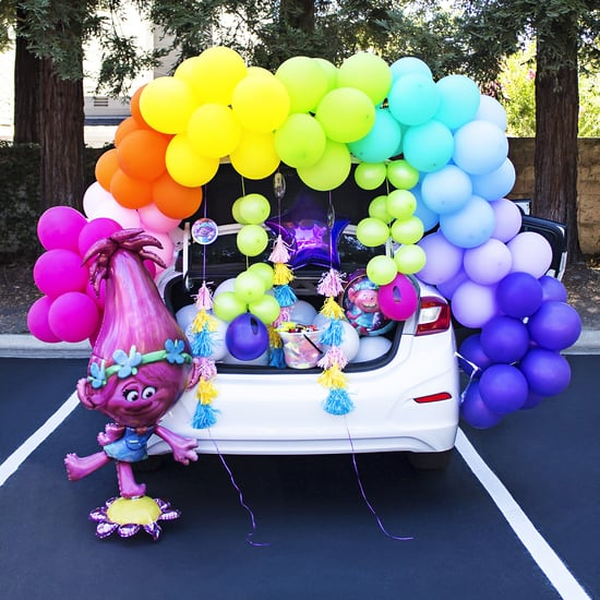Party City Halloween Trunk-or-Treat Car Decor Ideas 2020