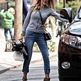 Sarah Jessica Parker Walking Her Kids to School | Pictures
