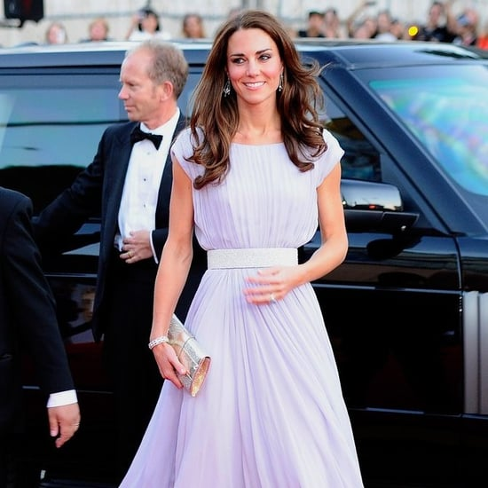 How Kate Middleton Works a Color Palette