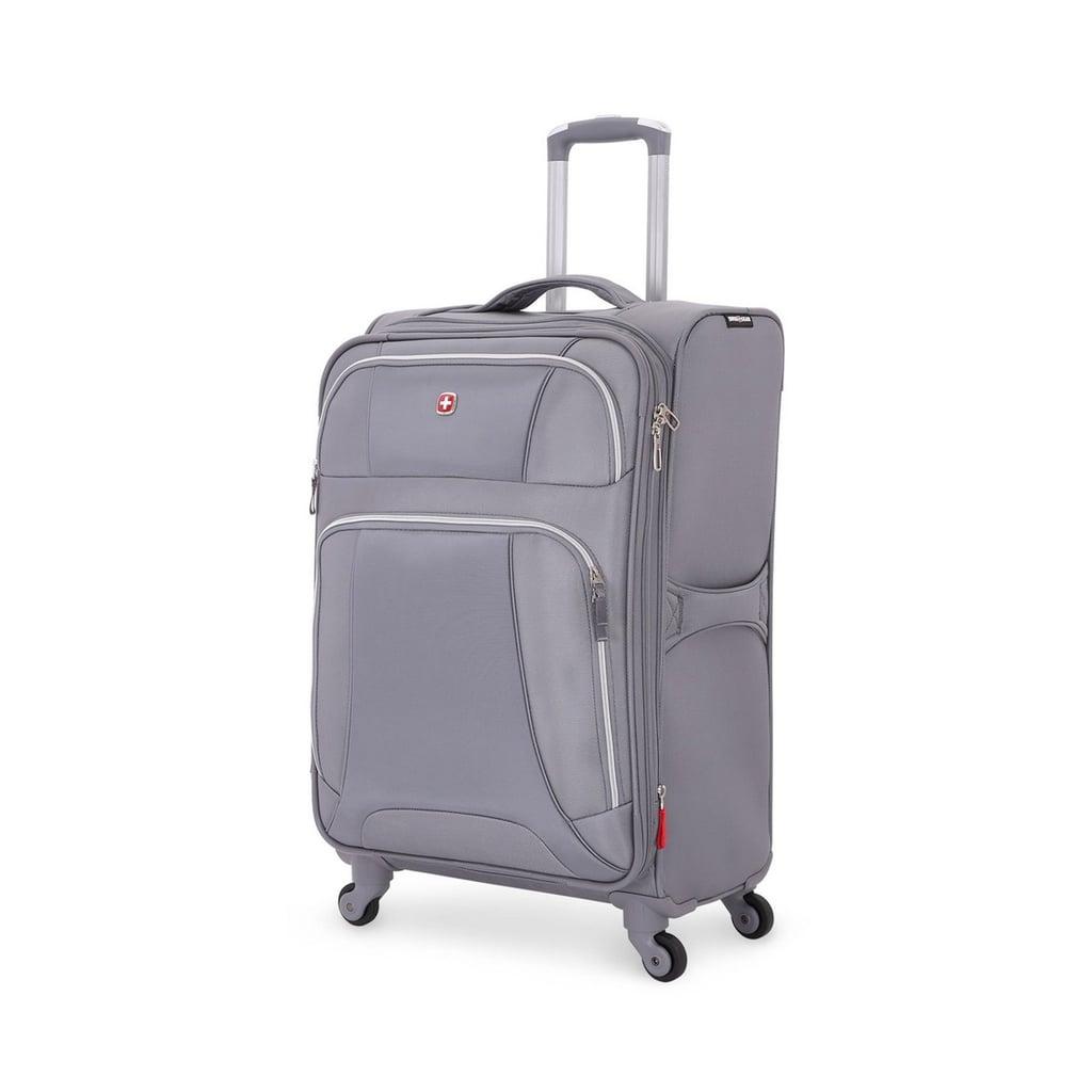 Swissgear Lightweight Expandable Spinner Suitcase