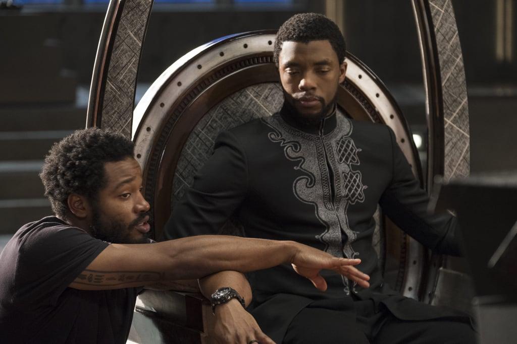 Black Panther Movie Photos