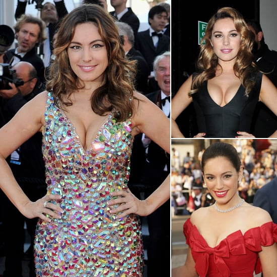 Kelly Brook Best Cleavage Pictures