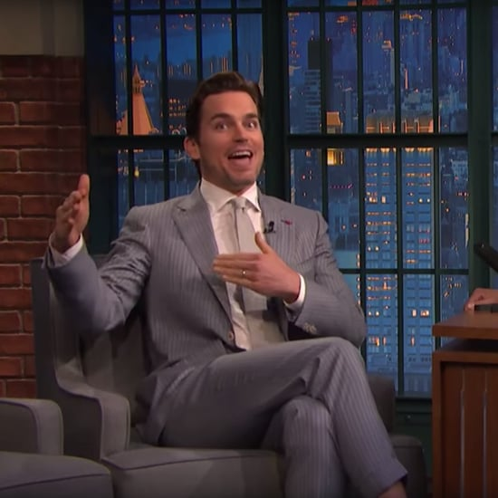 Matt Bomer Talks Magic Mike Stripping Scenes