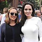 Angelina Jolie's Outfit at Telluride Film Festival 2017