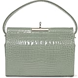 Gu_de Milky Croc-Effect Leather Tote ($710).