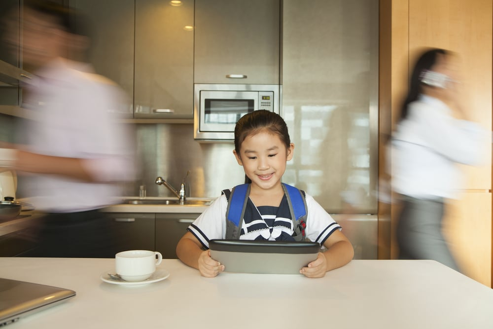 Family, Start Your Engines! 10 Ways To Ease the Morning Rush