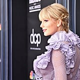 Taylor Swift 2019 Billboard Music Awards Hair Color Switch