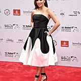 December at the Solitaire Premiere at the Dubai International Film Festival