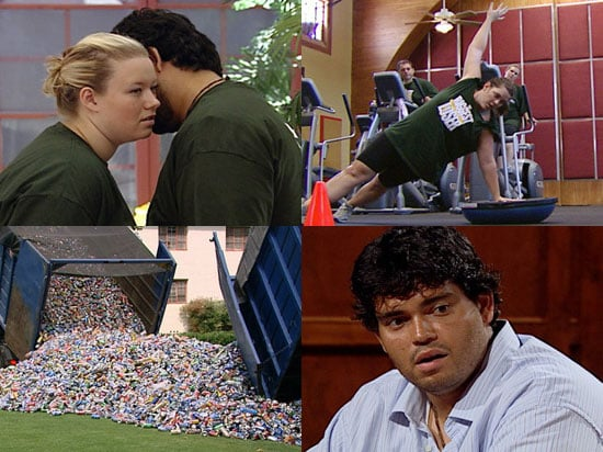 The Biggest Loser Recap: Reduce, Reuse, Recycle