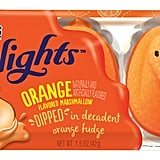 Peeps Delights Orange Flavored Marshmallow Dipped in Decadent Orange Fudge (~$2)