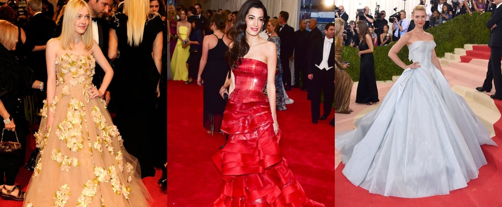 19 Celebrities Who Nailed the Met Gala Brief Each Year