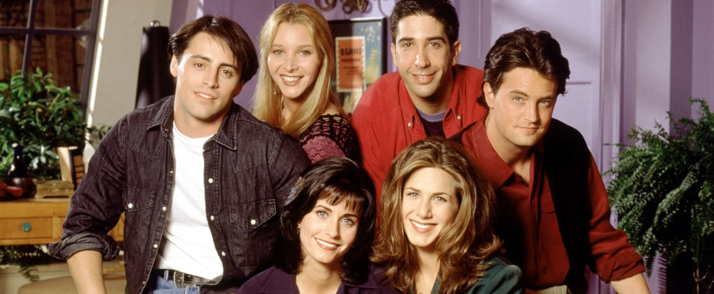 Friends in Theatres For 25th Anniversary