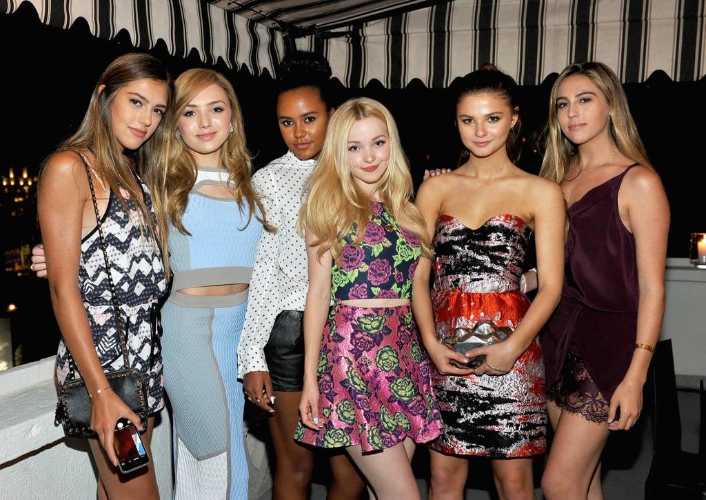 Teen Stars Attending Events 77