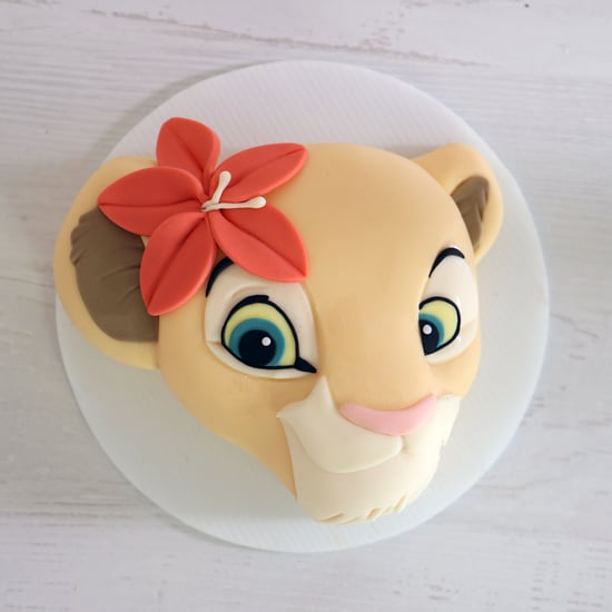 How to Make a Lion King Nala Cake | Video