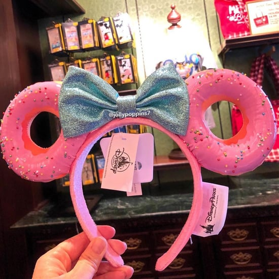 Doughnut Minnie Mouse Ears at Disney