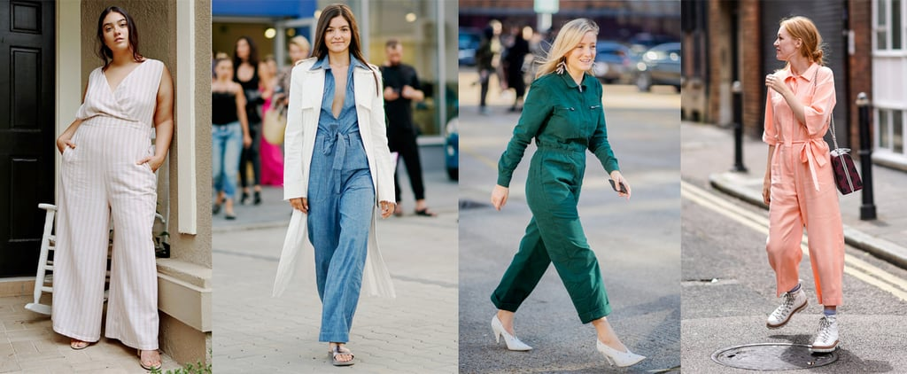 How to Wear a Jumpsuit 2019