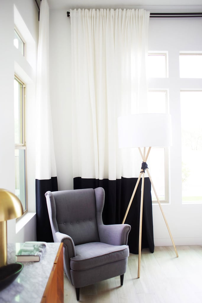 Soften With Window Treatments