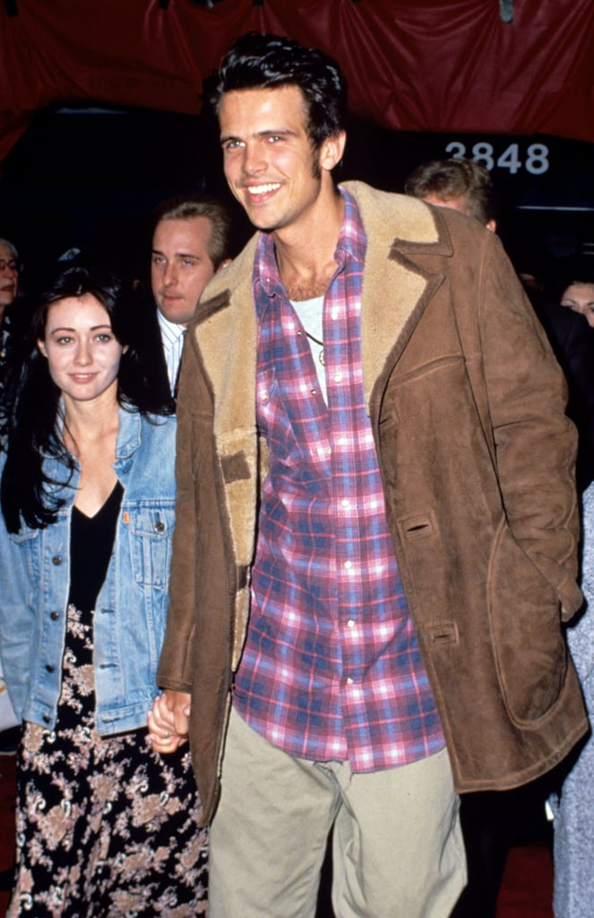 Shannen Doherty married Ashley Hamilton, son of actor George Hamilton, back in October 1993 after two weeks of dating. They divorced that April when Ashley accused Shannen of allegedly threatening him.