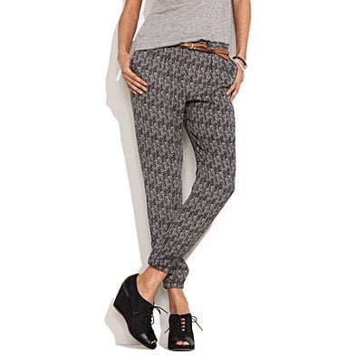 Madewell Paper & Pen Slouch Trousers ($125)