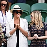 Meghan Markle at Wimbledon 2019 Photos