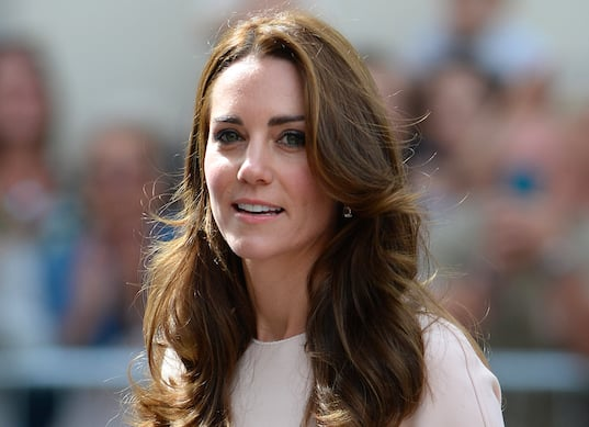 Kate Middleton's First Solo Overseas Trip Has Been Announced