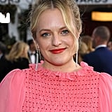 Elisabeth Moss's Hair at the 2020 SAG Awards