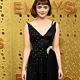 Maisie Williams's Brown Bob Haircut at the Emmys 2019