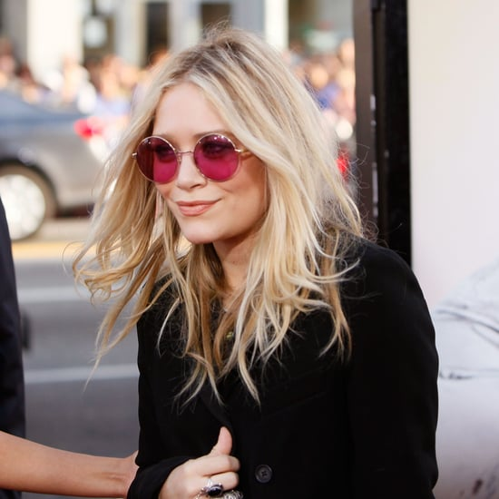 Mary-Kate and Ashley Olsen Sunglasses